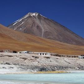 Wulkan Licancabur zdobyty