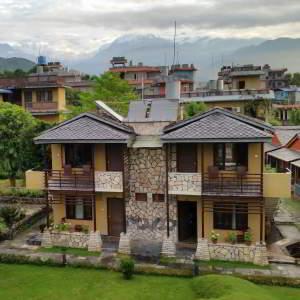 hotel w pokhara