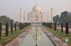 wycieczka do indii zobacz taj mahal