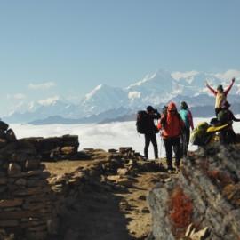 Trekking w Himalajach dla każdego?