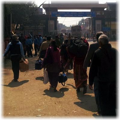 granica indyjsko nepalska