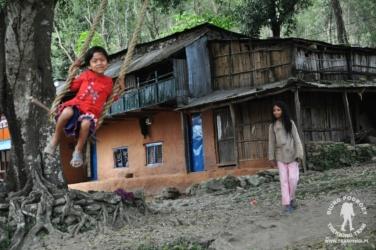 dzieci w Arugath Baazar