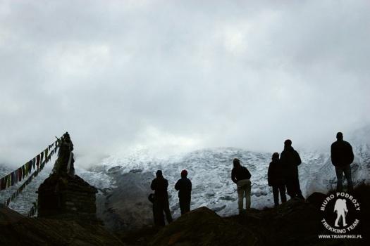 lodowiec Annapurny