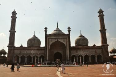 Jama Masjid w Old Delhi