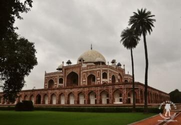 grobowiec Humayuna w Delhi