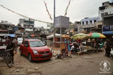 Paharganj, Delhi, Indie