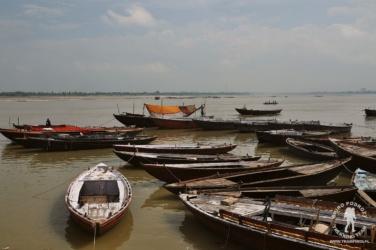 Ganges w Varanasi