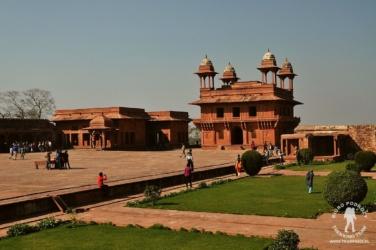 Fathepur Sikri, Indie